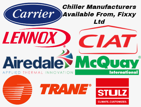 Fixxy Chiller Manufacturers